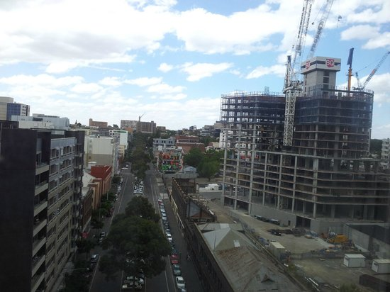 ibis Melbourne Hotel and Apartments: Outra vista