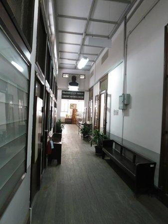 Siriraj Medical Museum: 3rd floor of Blk 27