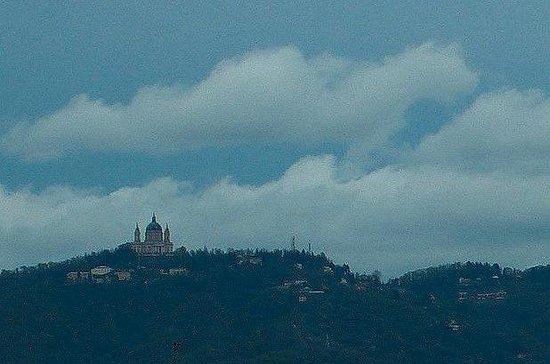 Colline di Torino: Italia:  prima del temporale
