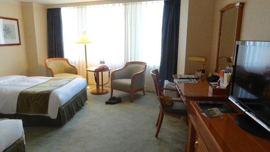 Nagoya Marriott Associa Hotel : ツインルーム