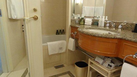 Nagoya Marriott Associa Hotel : バスルーム