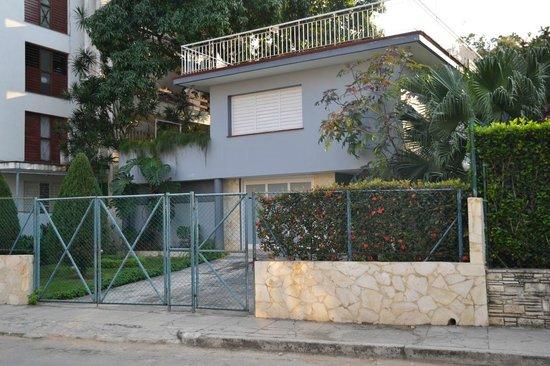 Hostal d' Soto: Haus