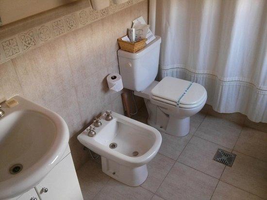 Complejo Turistico Lo de Tomy: Baño principal