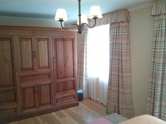 Complejo Turistico Lo de Tomy: Amplio dormitorio
