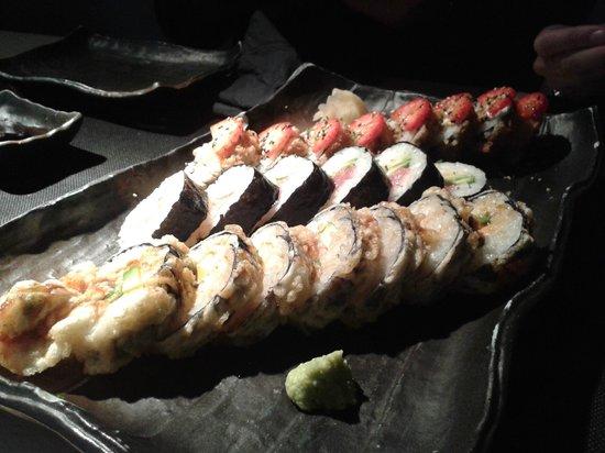 Kyoto Galicia (Vigo): Sushi