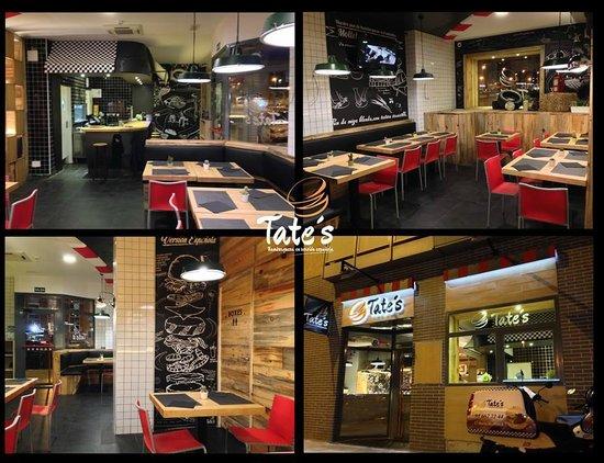 Restaurante tate 39 s san sebastian de los reyes en madrid - Cocinas san sebastian de los reyes ...