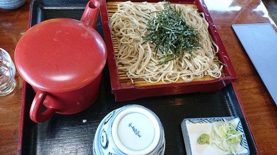 Sobasho Matsumotojo