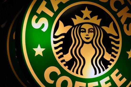 Starbucks: That familar sign