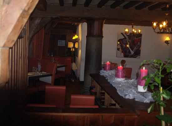 Le Relais du Marquis: restaurant