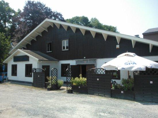 Le Relais du Marquis: Vue extérieure bâtiment restaurant
