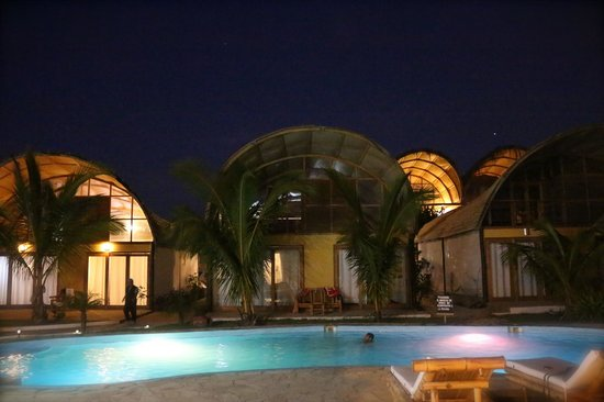Kites Mancora: group bungalows