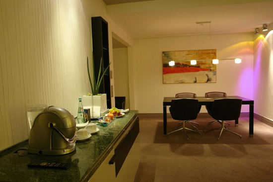 InterContinental Berlin: Blick in die Suite