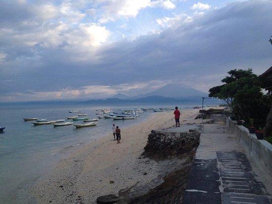 Yogi Beach Bungalows: The Beach
