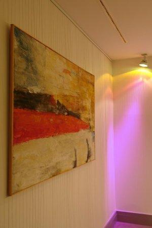 InterContinental Berlin: Design-Elemente
