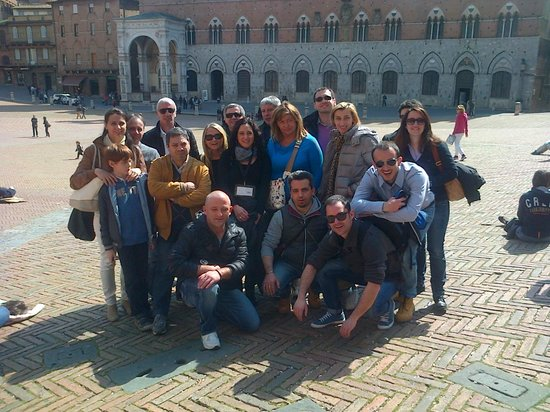 PromoGuideSiena -Tours: il 30 marzo a Siena in simpatia! Gruppo da Pesaro Urbino!