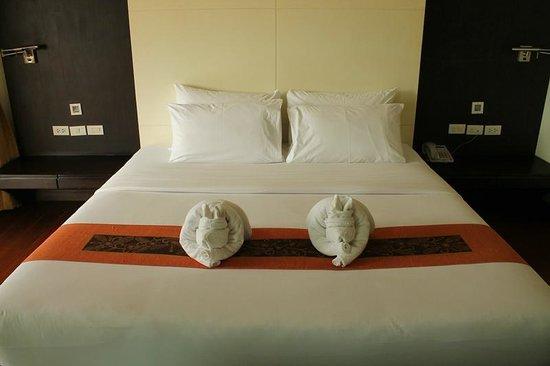 Kacha Resort & Spa, Koh Chang : Letto