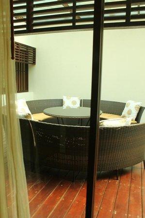 Kacha Resort & Spa, Koh Chang : Terrazza