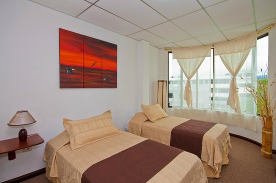 Galapagos Islands Hotel: Habitacion doble