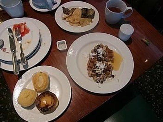 Lisbon Marriott Hotel : 朝食1