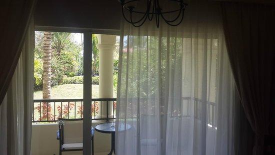 Paradisus Palma Real Golf & Spa Resort: our balcony