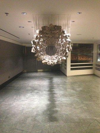 Grand Hyatt Berlin: HOTEL ARTWORK