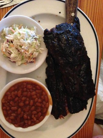 Westgate River Ranch Resort & Rodeo: Rib dinner at Smokehouse