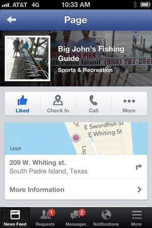 Big Johns Fishing Guide