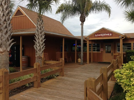 River Ranch Florida >> Smokehouse Grill The Only Restaurant Picture Of Westgate River