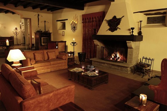 Hotel Real D'Obidos: Sala de Estar