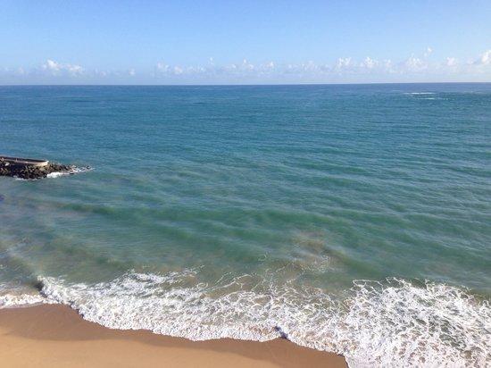 La Concha Renaissance San Juan Resort: View from suite 756