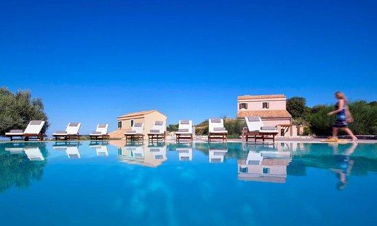 Eliathos Archanes Residence Houses: ELIATHOS SWIMMING POOL