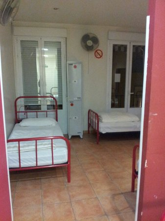 Las Musas Hostel: A room on the third floor with four beds