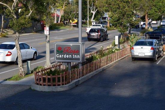 Rose Garden Inn : Hotel