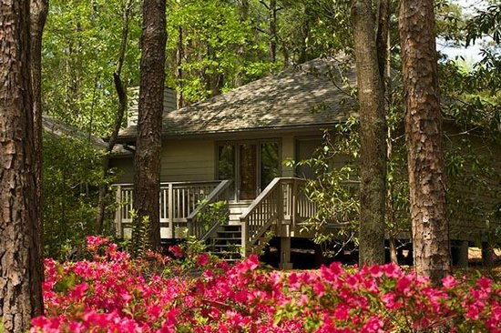 Southern Pine Cottages Callaway Gardens Picture Of