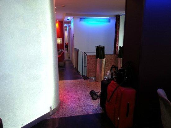ATN : otel giriş