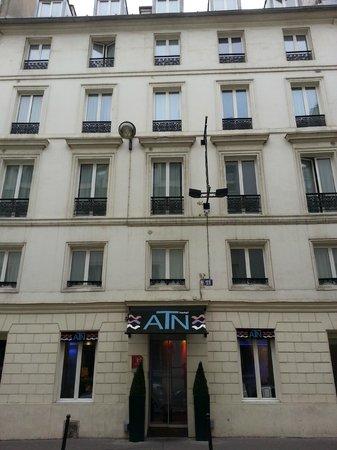 ATN : otel dış görünüş