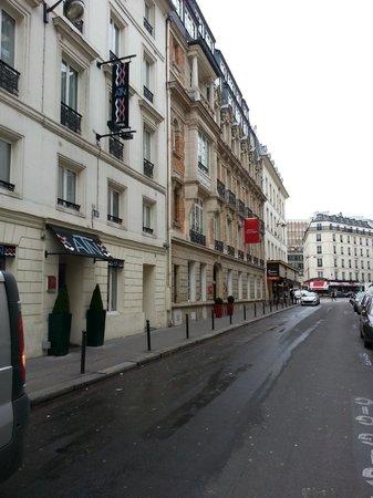 ATN: otel sokağı