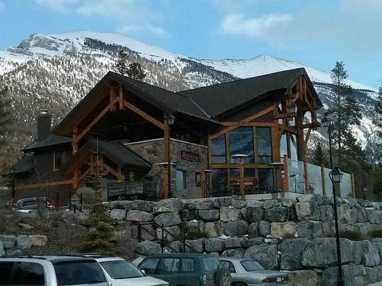 The Iron Goat Pub and Grill : Restaurant on a Hill!