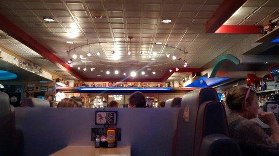 Mel's Diner: Diner