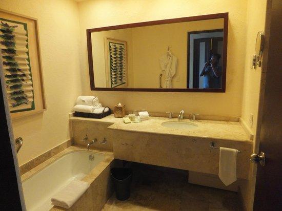 The Westin Los Cabos Resort Villas & Spa: bathroom area