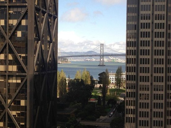 Le Meridien San Francisco: Great views.