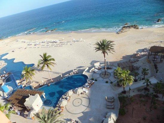 The Westin Los Cabos Resort Villas & Spa: view from room of beach area