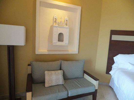 The Westin Los Cabos Resort Villas & Spa: sitting area
