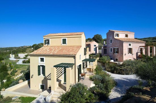 Eliathos Archanes Residence Houses: ELIATHOS GARDEN