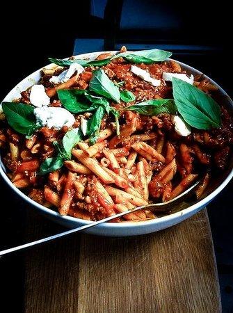 La Locanda Italian Bistro Edinburgh: Homemade Pasta