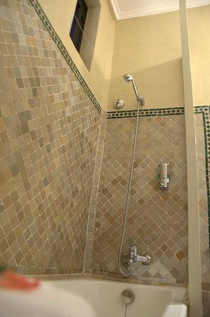 Les Borjs de la Kasbah: Bathroom / Shower