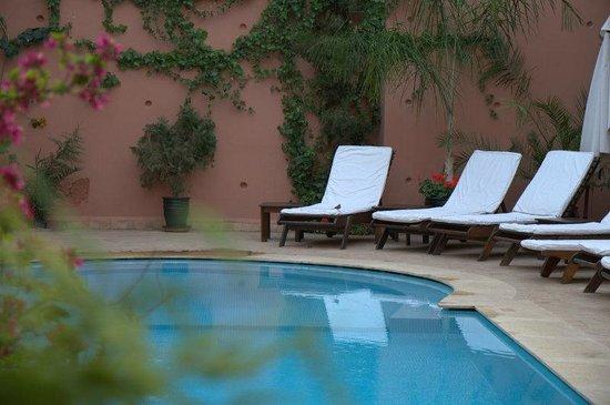 Les Borjs de la Kasbah: Pool