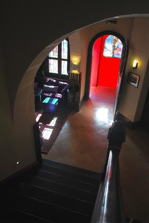 Hotel Boutique Castillo Rojo: Lounch