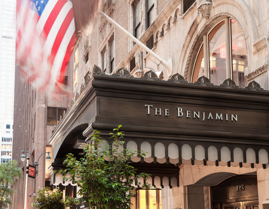 The Benjamin: Located in the heart of Midtown off 50th and Lexington, the hotel is located near Fifth Avenue s