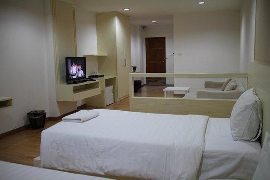 Baan Klang Hua Hin Condo & Resort: ห้องพัก